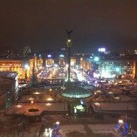 Снимок сделан в Гостиница «Украина» пользователем Dr. G. 12/10/2012