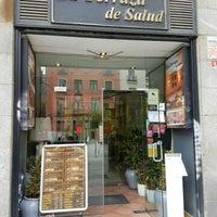 Photo taken at Restaurante La Terraza de Salud by Jana G. on 3/14/2017