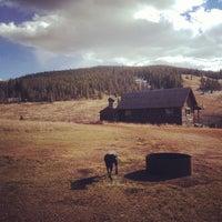 Photo taken at Smith-Reynolds Ranch by Breckenridge S. on 10/27/2013