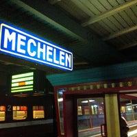 Photo taken at Station Mechelen by naracauliz on 4/28/2013