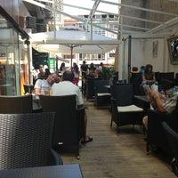 Photo taken at PIN 2 Caffe Bar by Robert P. on 7/1/2013