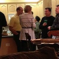Photo taken at Corner Wine Bar by Carl R. on 12/23/2012