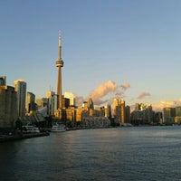 Photo taken at Billy Bishop Toronto City Airport Ferry by Karin R. on 9/14/2012