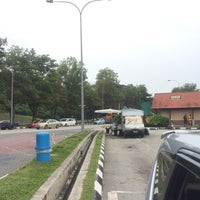 Photo taken at R&R Rawang – South Bound by Fxkrl on 12/31/2016
