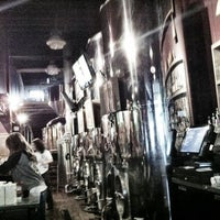 Photo taken at Royal Oak Brewery by Daniel U. on 10/27/2012