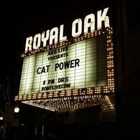 Photo taken at Royal Oak Music Theatre by Daniel U. on 10/28/2012