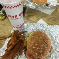 Photo taken at Five Guys by Shanyelle L. on 7/1/2016