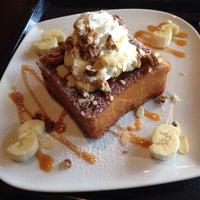 Photo taken at Cafe Mangosix by Emily on 8/11/2015