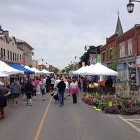 Photo taken at Milton Farmer's Market by Rod M. on 6/27/2015