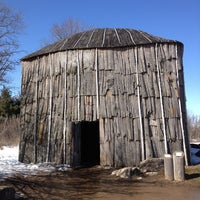 Photo taken at Crawford Lake Conservation Park by Rod M. on 3/17/2013
