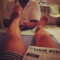 Photo taken at Good Massage Reflexy by Lisa L. on 9/21/2013