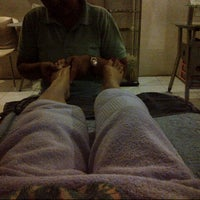 Photo taken at Good Massage Reflexy by Lisa L. on 3/14/2013