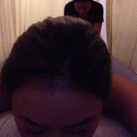 Photo taken at Good Massage Reflexy by Lisa L. on 3/4/2014