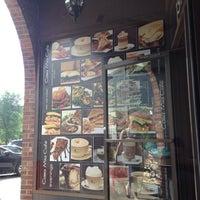 Photo taken at Casa Mia Café by V on 8/6/2013