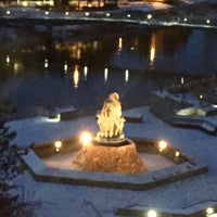Photo taken at Downtown Fairbanks by Nathan on 10/21/2017
