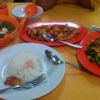 Photo taken at Ping Lan Chinese Food by lailatul U. on 9/17/2014