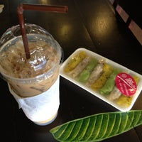 Photo taken at Coffee Way by NopKhung T. on 1/10/2013