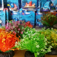 Photo taken at 405 Tropical Fish by Sammy K. on 8/31/2016