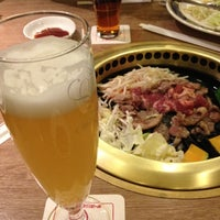 Photo taken at Chiba Beer Garden by コバユカ on 12/1/2012