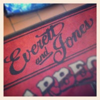 Everett & Jones Barbeque