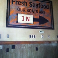 Photo taken at Marlin & Ray's Seafood by Ed M. on 12/15/2012