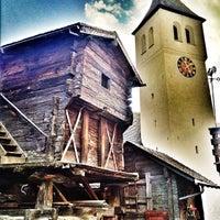 Das Foto wurde bei Bellwald - Ihr Schweizer Ferienort von Snowest am 10/20/2012 aufgenommen