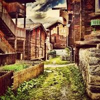 Das Foto wurde bei Bellwald - Ihr Schweizer Ferienort von Snowest am 10/19/2012 aufgenommen