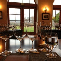 Photo taken at St. Francis Winery & Vineyards by Stephen H. on 1/5/2013