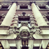 Photo taken at Barnard College by Timothy C. on 2/4/2013
