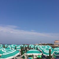 Photo taken at Bagni Pancaldi Acquaviva by Iryna V. on 8/6/2017