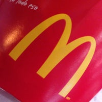 Photo taken at McDonald's by Andy C. on 7/13/2013