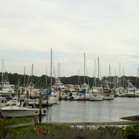 Photo taken at Brax Landing Restaurant by Matt M. on 7/7/2013