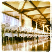 Photo taken at Terminal 3 by Rayko L. on 12/4/2012