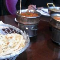 Photo taken at Dal (달) Taste of India by JIN. Y. on 1/24/2013