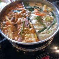 Photo taken at Hot Pot Inter Buffet by kanom on 6/24/2018