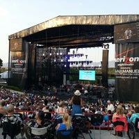 Photo taken at Verizon Wireless Amphitheatre by Carlos A. on 6/30/2013
