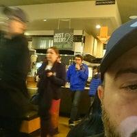 Photo taken at Live Basil Pizza by Sencer A. on 2/1/2017