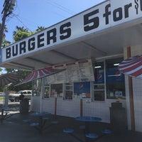 Photo taken at Burger Bar by Larry G. on 5/14/2017