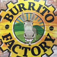 Photo taken at Burrito Factory by Larry G. on 6/10/2017