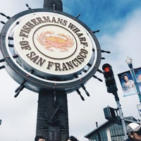 Photo taken at Fisherman's Wharf Parking by Karla Leonel D. on 6/1/2015