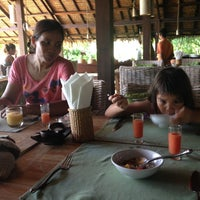 Photo taken at Koh Yao Island Resort by Tim L. on 5/5/2014
