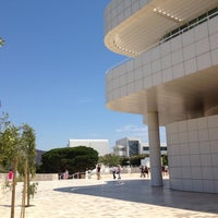 7/2/2013にHelbyがJ. Paul Getty Museumで撮った写真