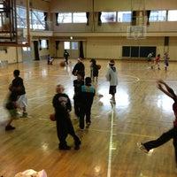 Photo taken at 浦賀小学校 by tajitajiko on 12/22/2012