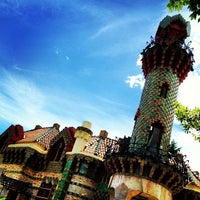 Foto tomada en El Capricho de Gaudí por mcrvjl el 7/28/2013