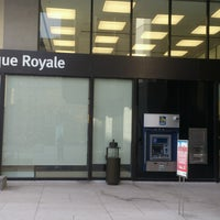 Photo taken at RBC Banque Royale by Jack M. on 11/21/2013