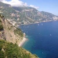 Photo taken at Hotel Villa delle Palme by Cagla M. on 6/5/2014