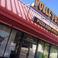 Photo taken at Polly's Big Slice by Ben R. on 7/15/2013