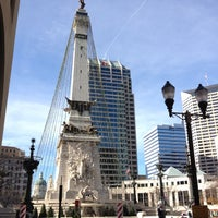 Photo taken at Soldiers & Sailors Monument by Ben R. on 12/5/2012