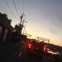 Photo taken at Michigan Street Railroad Crossing by Ben R. on 9/26/2013