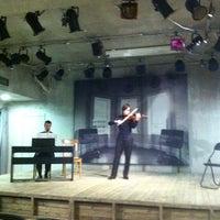 Снимок сделан в САД театр пользователем Evgeniy R. 9/29/2012